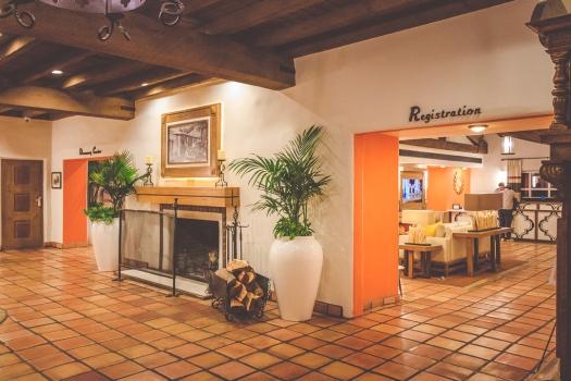 La Quinta Resort lobby